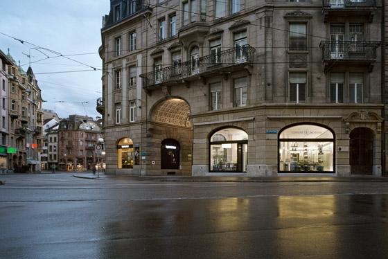 Confiserie bachmann basel von hhf architekten caf interieurs - Bachmann badie architekten ...