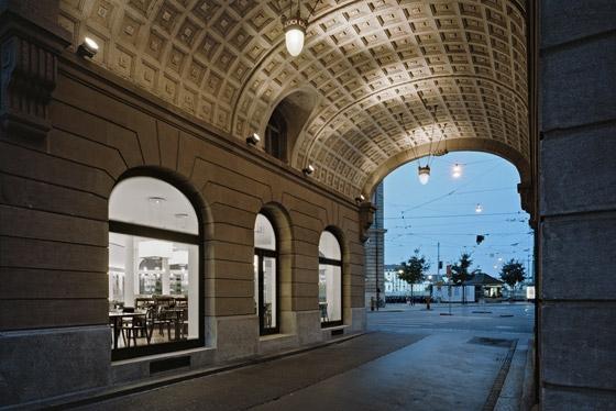 Confiserie Bachmann, Basel by HHF architekten | Café interiors
