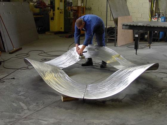 Ondine by Michaël Bihain | Making-ofs