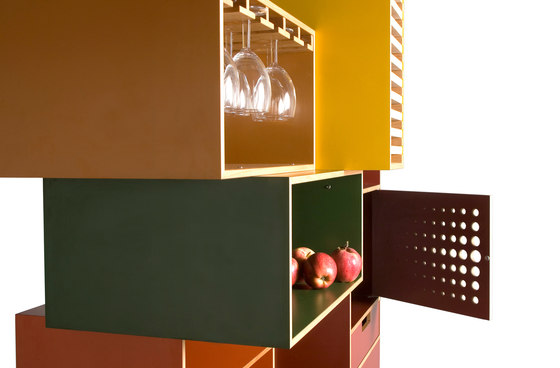 Curiousity Kitchen by Alexander Pelikan | Making-ofs
