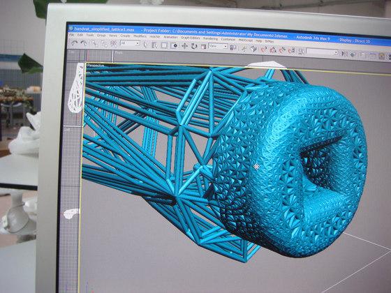A Machine's Perception by Alexander Pelikan | Making-ofs