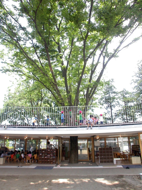 Fuji Kindergarten By Tezuka Architects Kindergartens