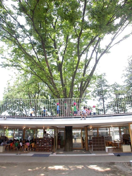 Tezuka Architects-Fuji Kindergarten