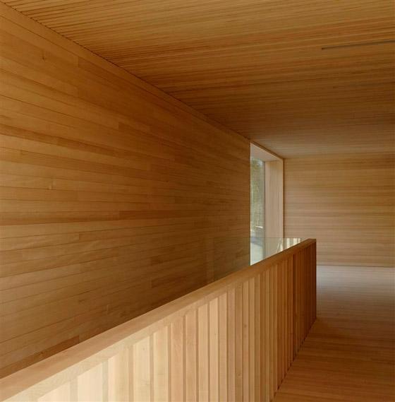 st gerold community center by cukrowicz nachbaur architekten. Black Bedroom Furniture Sets. Home Design Ideas