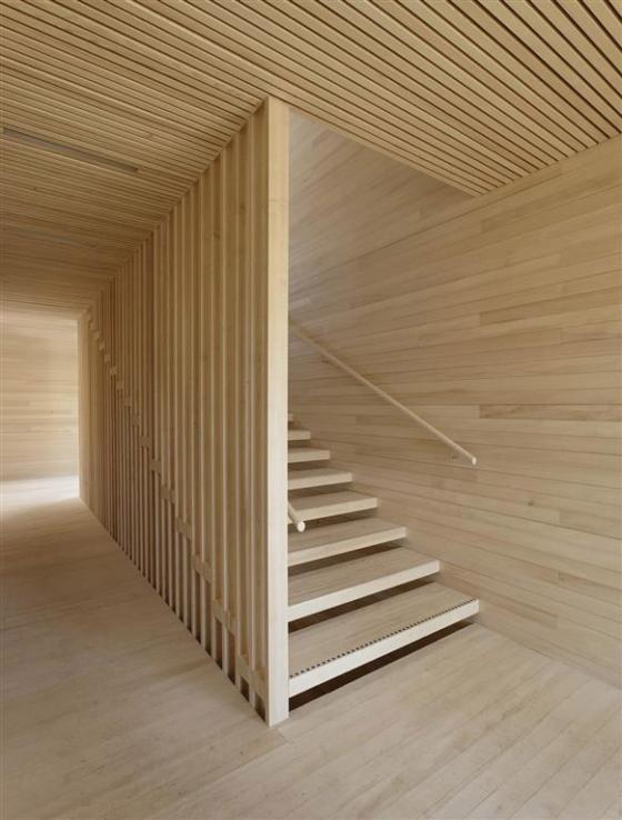 gemeindezentrum st gerold von cukrowicz nachbaur architekten. Black Bedroom Furniture Sets. Home Design Ideas