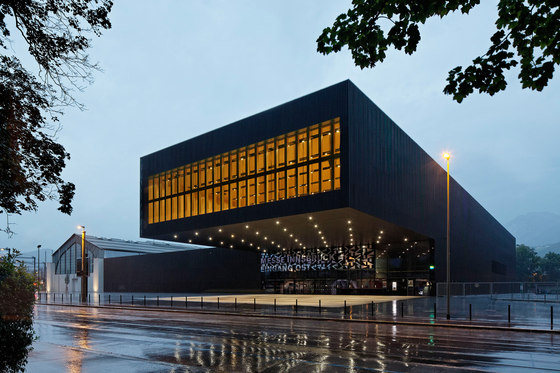 Conversion & extension | Innsbruck Congress Centre A by CUKROWICZ NACHBAUR ARCHITEKTEN | Office buildings