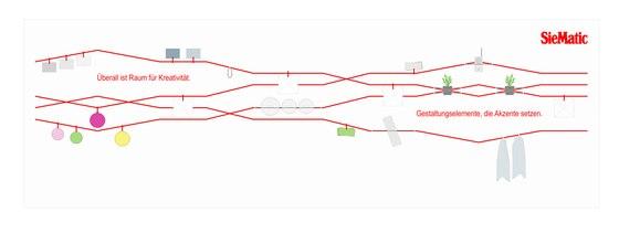 Konzeptküche / SieMatic von Designstudio speziell® | Messestände