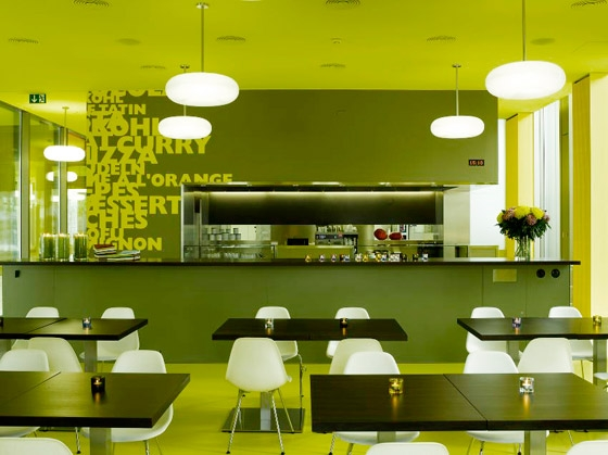 TERMINAL B di ANDRIN SCHWEIZER company | Caffetterie - Interni