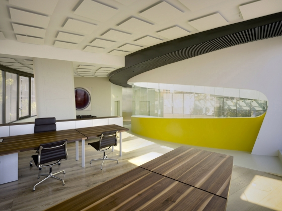 Cocoon by Evolution Design | Office buildings