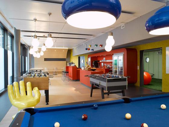 EMEA Engineering Hub by Evolution Design Office facilities