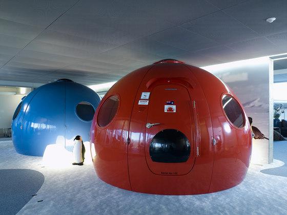 Google EMEA Engineering Hub by Evolution Design | Office facilities