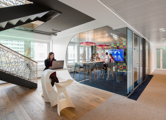 PULS Headquarters Munich by Evolution Design | Office facilities