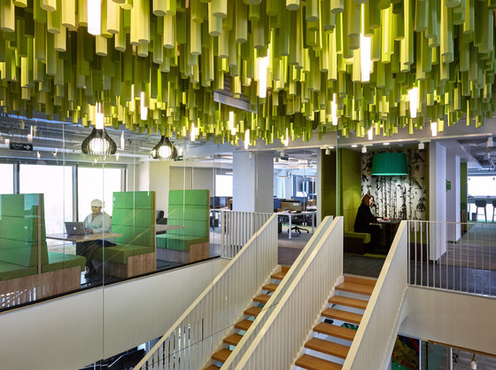 Sberbank by Evolution Design | Office facilities