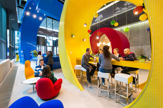 google office interior. Google Campus Dublin By Evolution Design | Office Facilities Interior