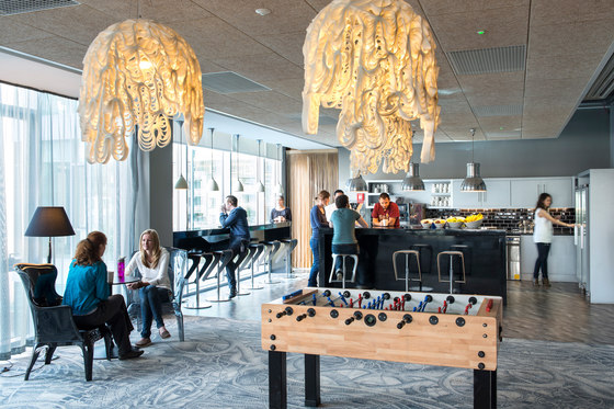 Google Campus Dublin by Evolution Design | Office facilities