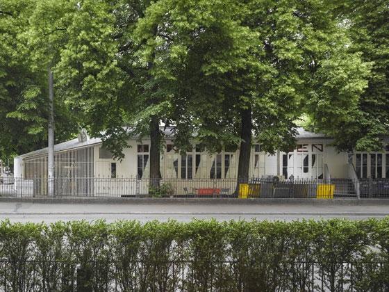 Umbau & Erweiterung Kino Xenix von Frei + Saarinen Architekten | Kinokomplexe