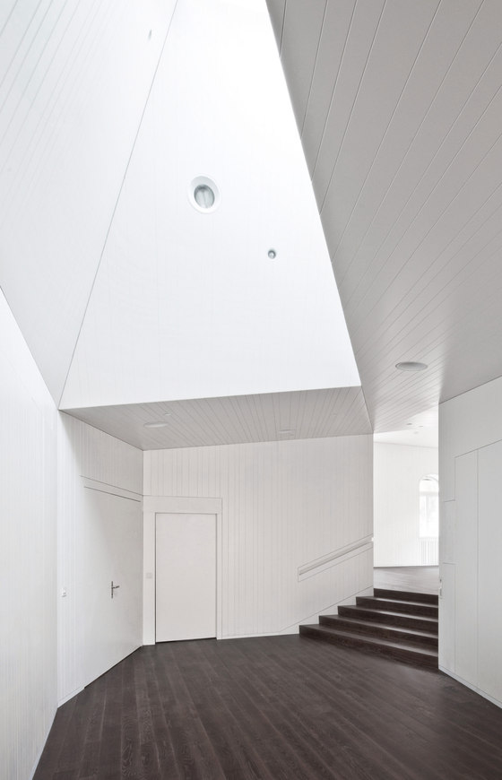 Pfarreihaus St. Josef by Frei + Saarinen Architekten | Church architecture / community centres