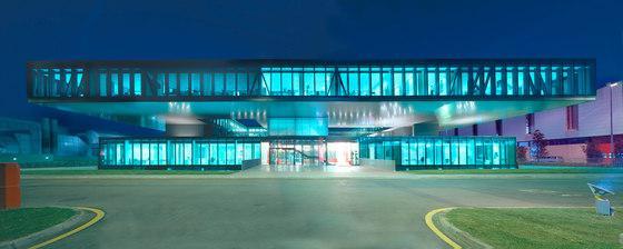 Ferrari Operational Headquarters Von Studio Fuksas Verwaltungsgebäude