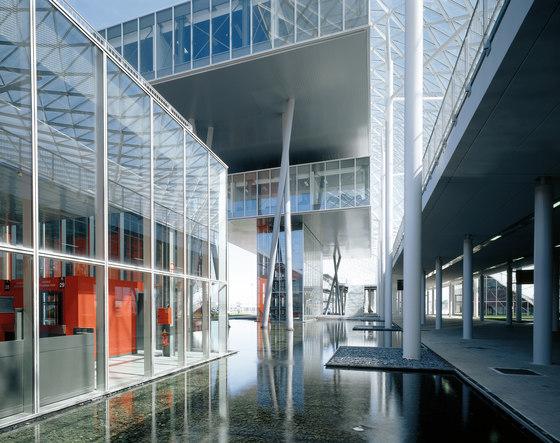 The New Milan Trade Fair by Studio Fuksas   Installations