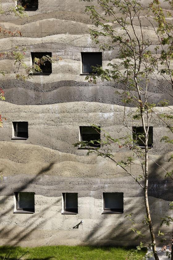 Mierta & Kurt Lazzarini Architekten-Wohnüberbauung Giardin