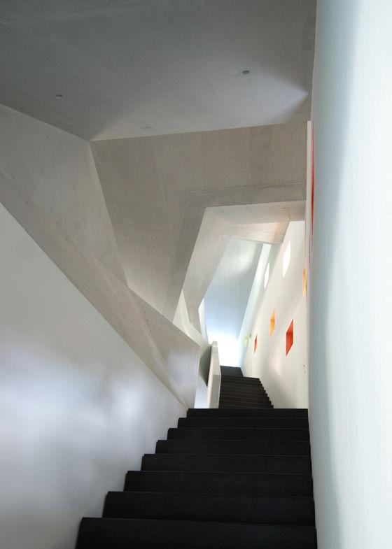 Mierta & Kurt Lazzarini Architekten-Personalhaus des Spitals Oberengadin