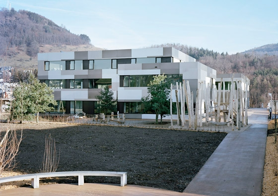 HPS Heilpädagogische Schule Altmarkt, Liestal de sabarchitekten | Écoles