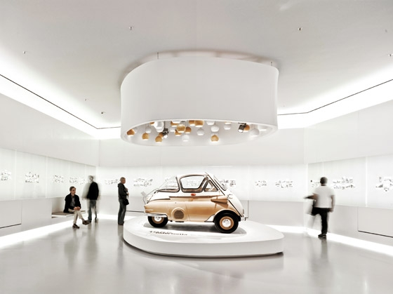 BMW Museum Munich by ATELIER BRÜCKNER | Museums