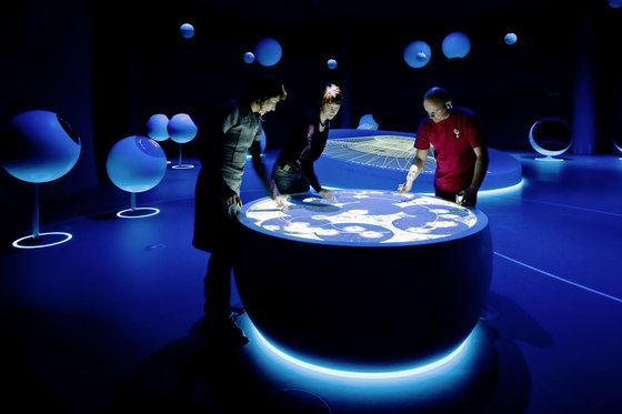 ATELIER BRÜCKNER-CERN | Universe of Particles