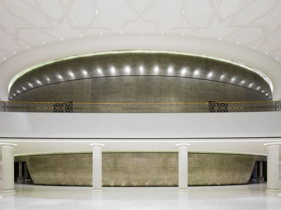Palace of International Forums »Uzbekistan« by Ippolito Fleitz Group | Concert halls