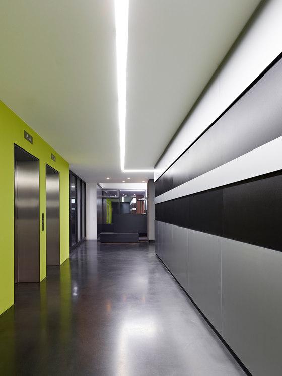 Headquarters schlaich bergermann und partner von Ippolito Fleitz Group | Büroräume