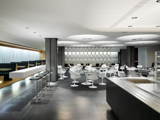 Ippolito Fleitz cafeteria by ippolito fleitz café interiors