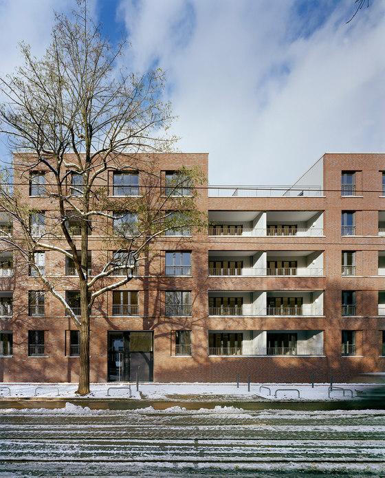 Wohnanlage Voltastrasse By Stefan Forster Architekten Apartment Blocks
