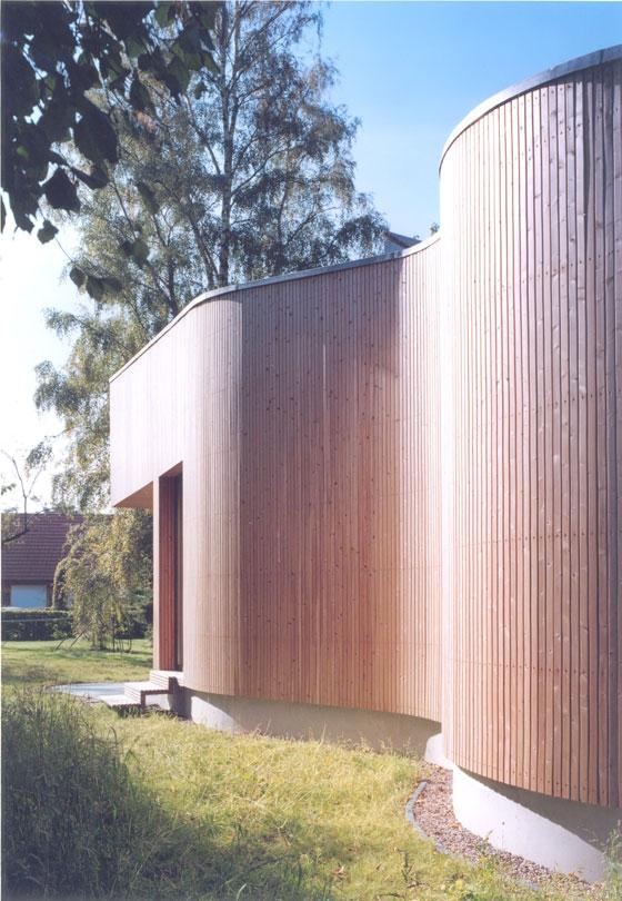 Schreibhaus am Steinhuder Meer by Holger Kleine Architekten | Detached houses