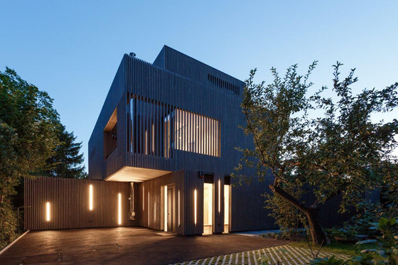 House D by Caramel Architekten | Detached houses