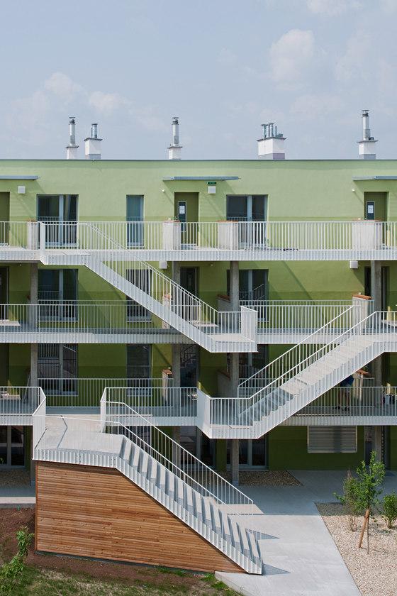 hERZberg Residential Complex by feld72   Apartment blocks