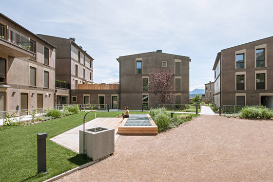 The Eppan Housing Complex de feld72 | Immeubles