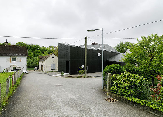 Die Besorger Agency by Hertl.Architekten | Detached houses