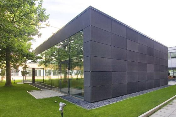 Zubau Veranstaltungsraum Porschehof de kofler architects | Showrooms / Salónes de Exposición
