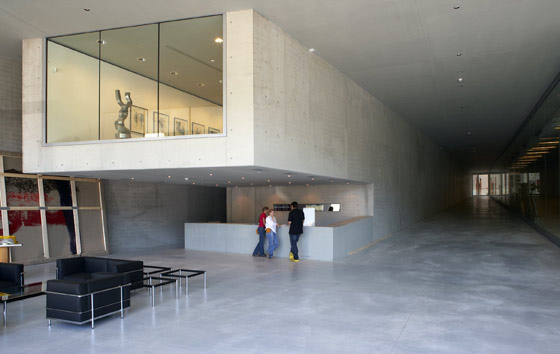 Museum Liaunig de Querkraft | Museos