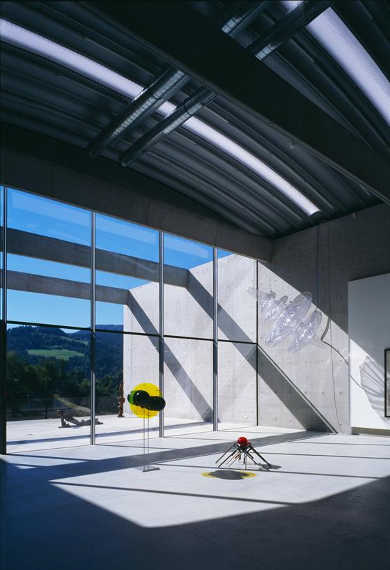 Museum Liaunig von Querkraft | Museen