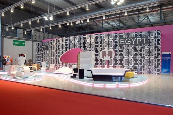 Karim rashid salone del mobile 39 egypt 39 for I saloni del mobile