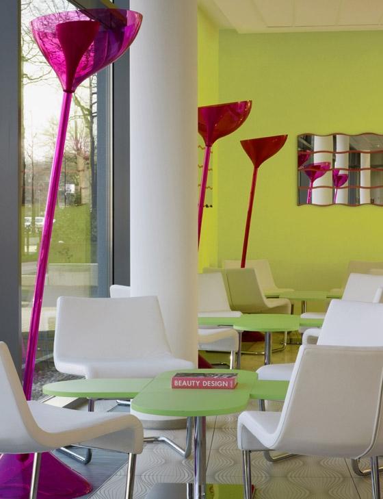Prizeotel by Karim Rashid | Hotel interiors