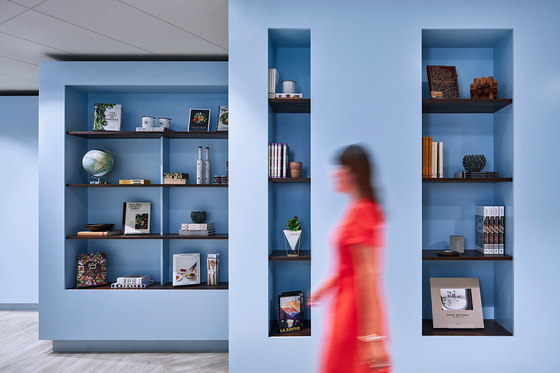 LA Library Store By Cory Grosser + Associates   Shop Interiors