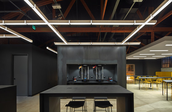 Design Lab by Cory Grosser + Associates | Office facilities