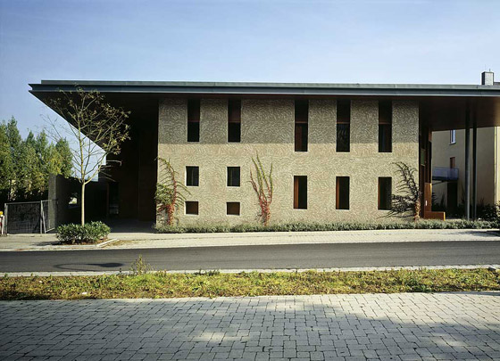 Youth Hostel in Remerschen by HERMANN & VALENTINY and partners | Hotels