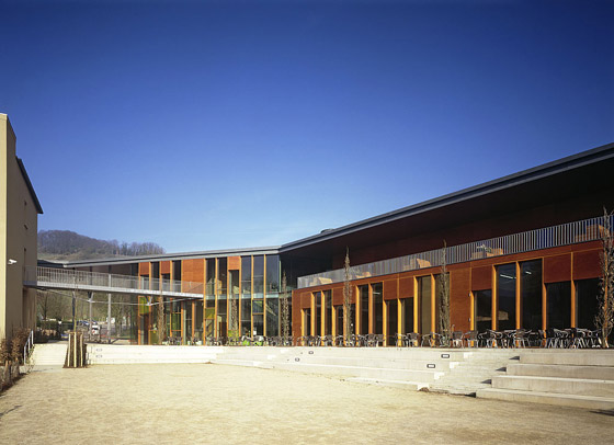 HERMANN & VALENTINY and partners-Youth Hostel in Remerschen