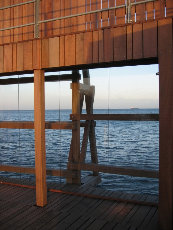 The Kastrup Søbad project by White Arkitekter | Open-air pools
