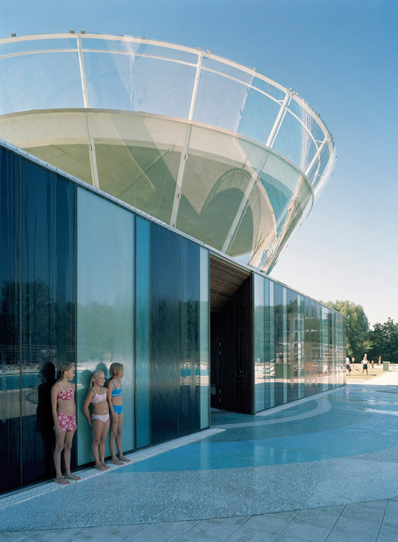 Citadellbadet by Wingårdhs | Open-air pools