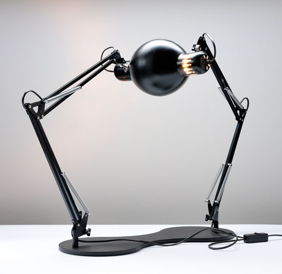 Self Reflecting Lamp by Oliver Schick | One-offs