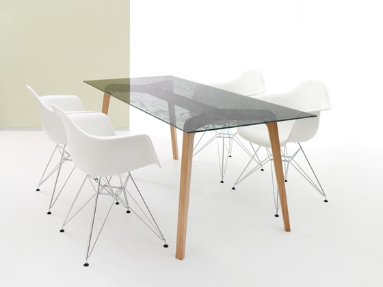 Woodworks Table by Oliver Schick | Prototypes